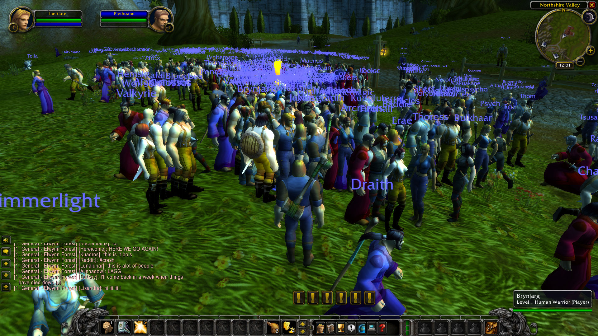 Classic launches, servers now live