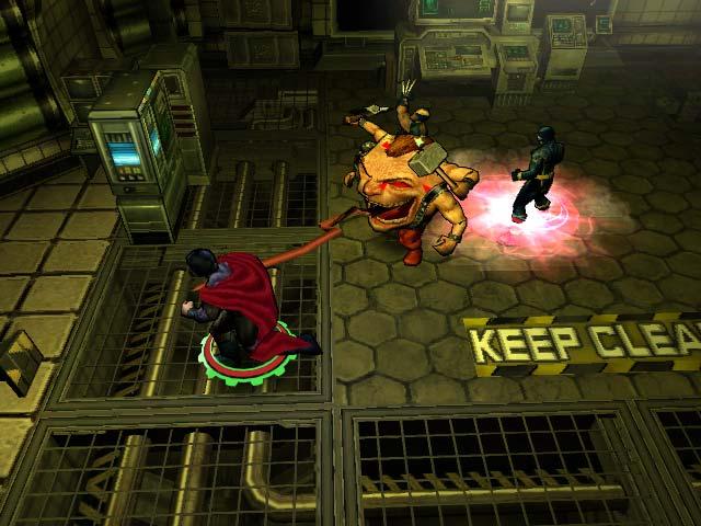 X Men Legends 2 Rise Of Apocalypse 10 Trainer
