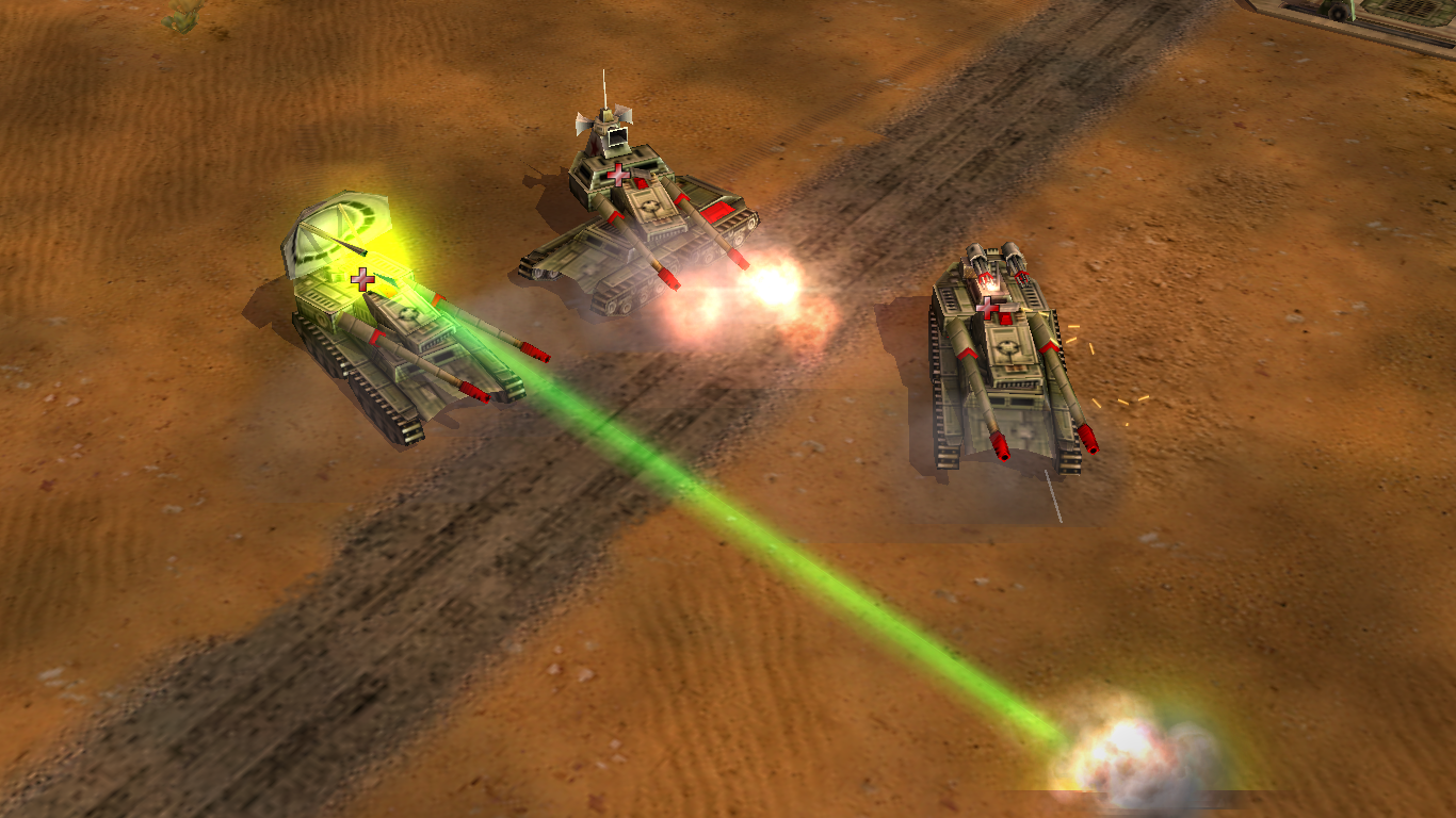 Game Mods Command Conquer Generals
