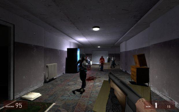 Half-life 2 Zombie Master