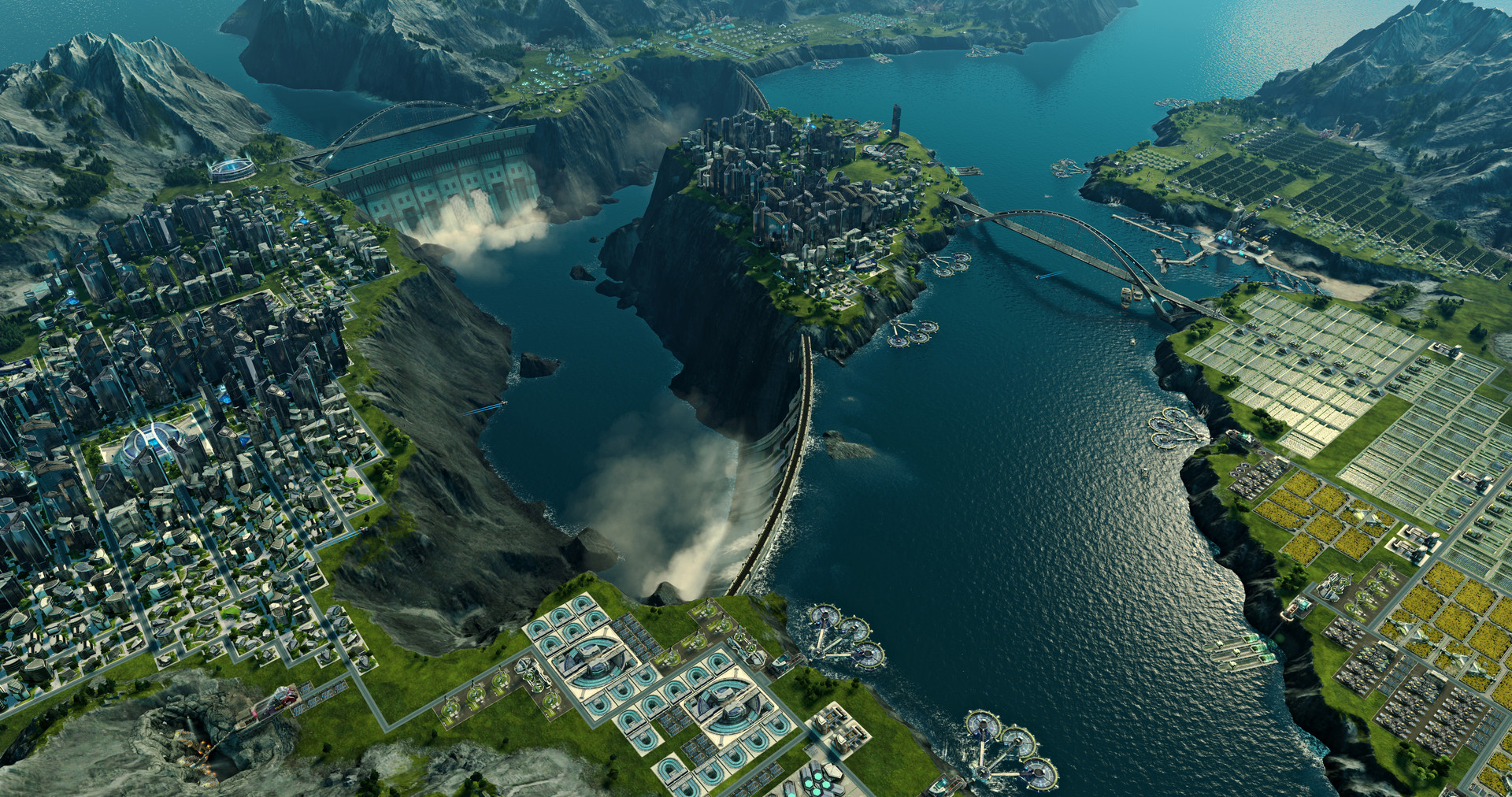 Video Trailer Anno 2205 Frontiers Dlc Launch Trailer