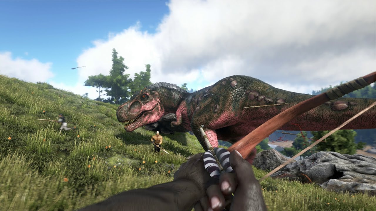 ark survival evolved torrent