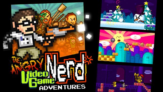 Como descargar e instalar Angry Video Game Nerd Adventures