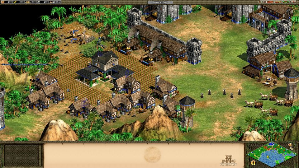 age of empires ii hd rise of the rajas تحميل