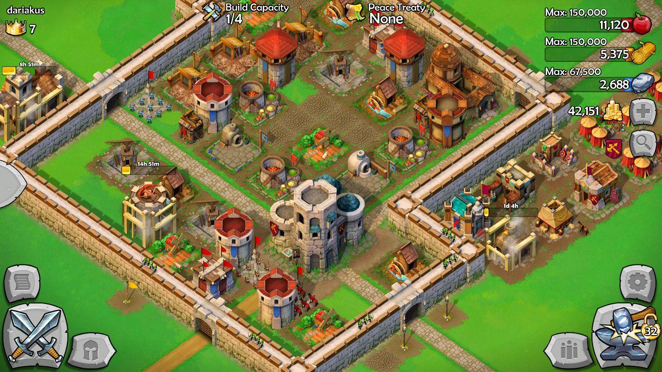Games age of empires castle siege megagames