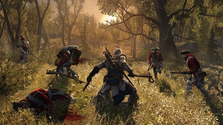 Картинка assassin's creed assassin's creed 3 игры.