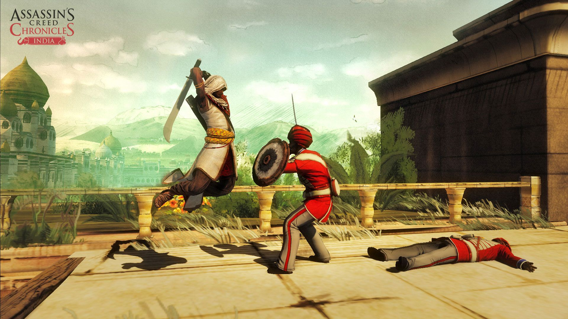 Resultado de imagen para Assassins Creed Chronicles India