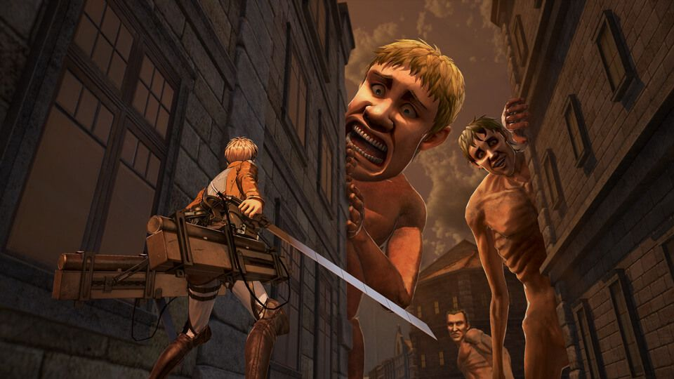 Video / Trailer: Attack on Titan 2 Opening Trailer   MegaGames