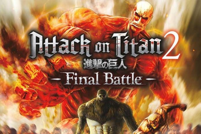Video / Trailer: Attack on Titan 2: Final Battle Launch