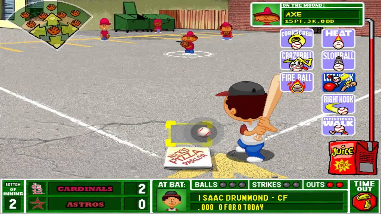 game cheats backyard baseball 2003 megagames