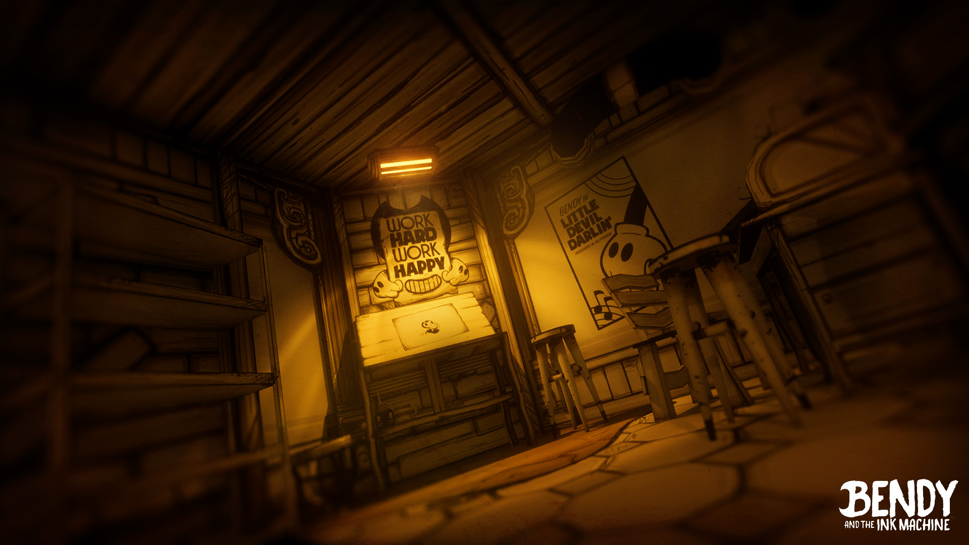 bendy and the ink machine chapter 4 free download