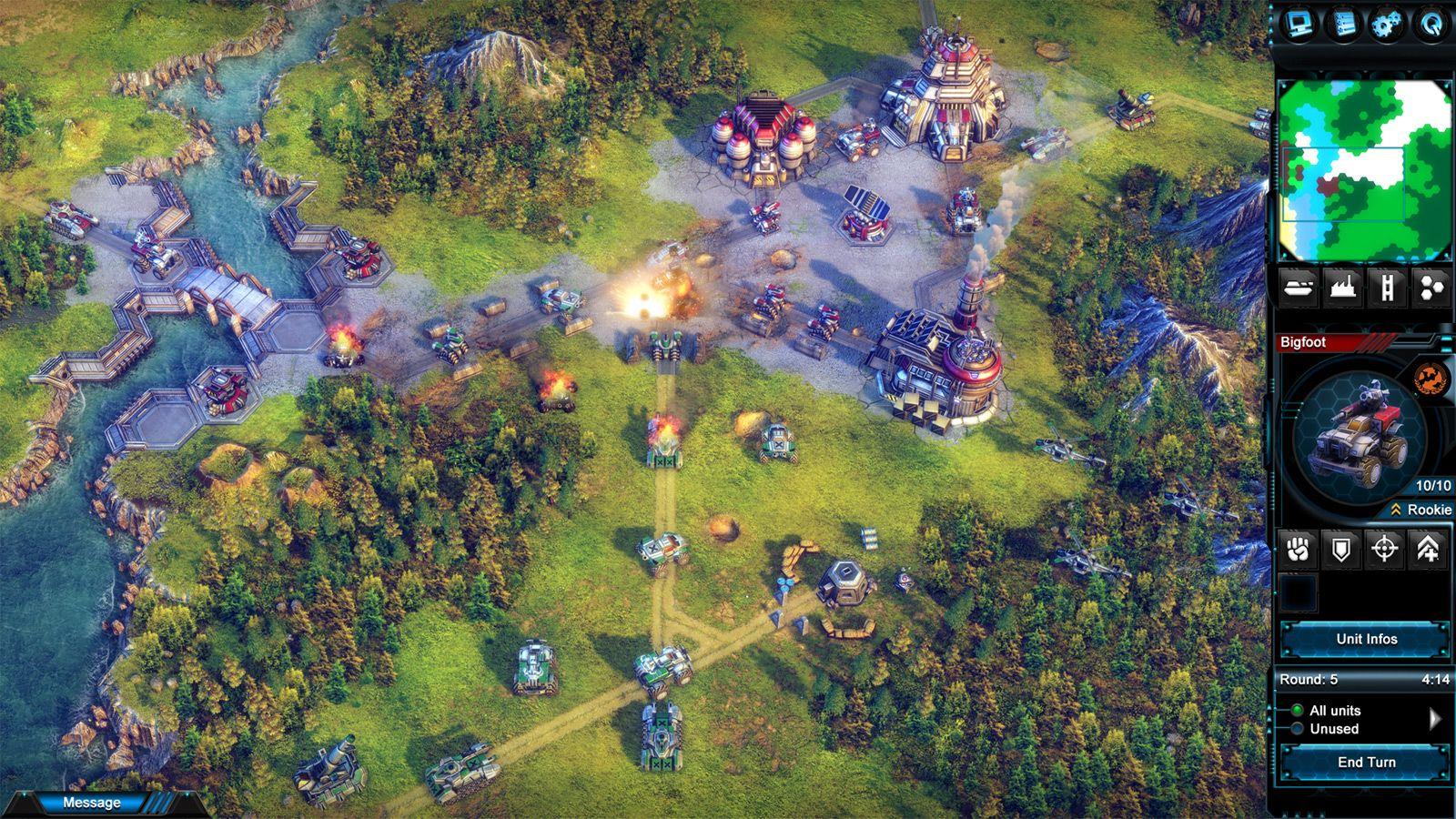 Demos Pc Battle Worlds Kronos Demo Megagames