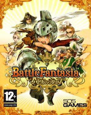 Game Fix / Crack: Battle Fantasia -Revised Edition- v1 01