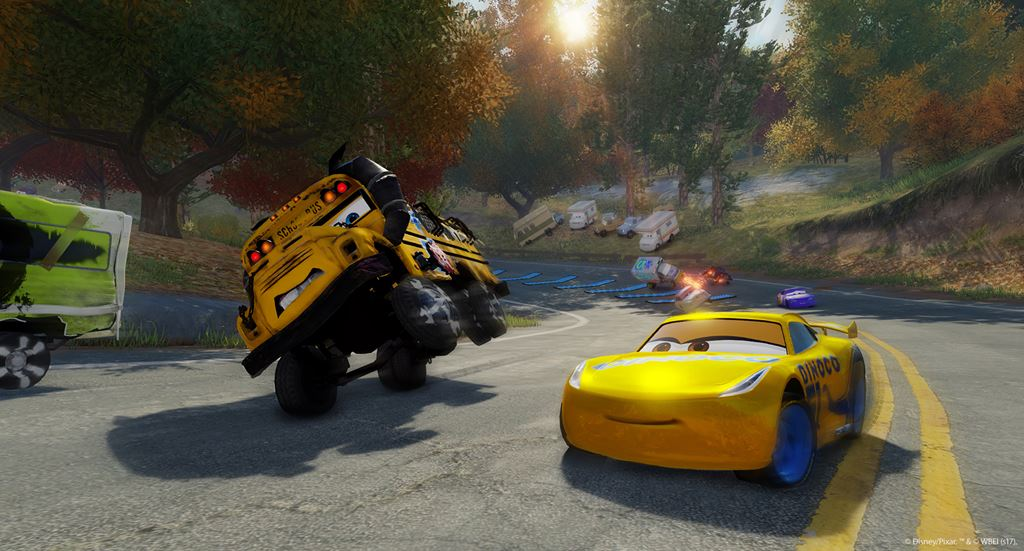 Game Cheats Cars 3 Driven To Win Megagames