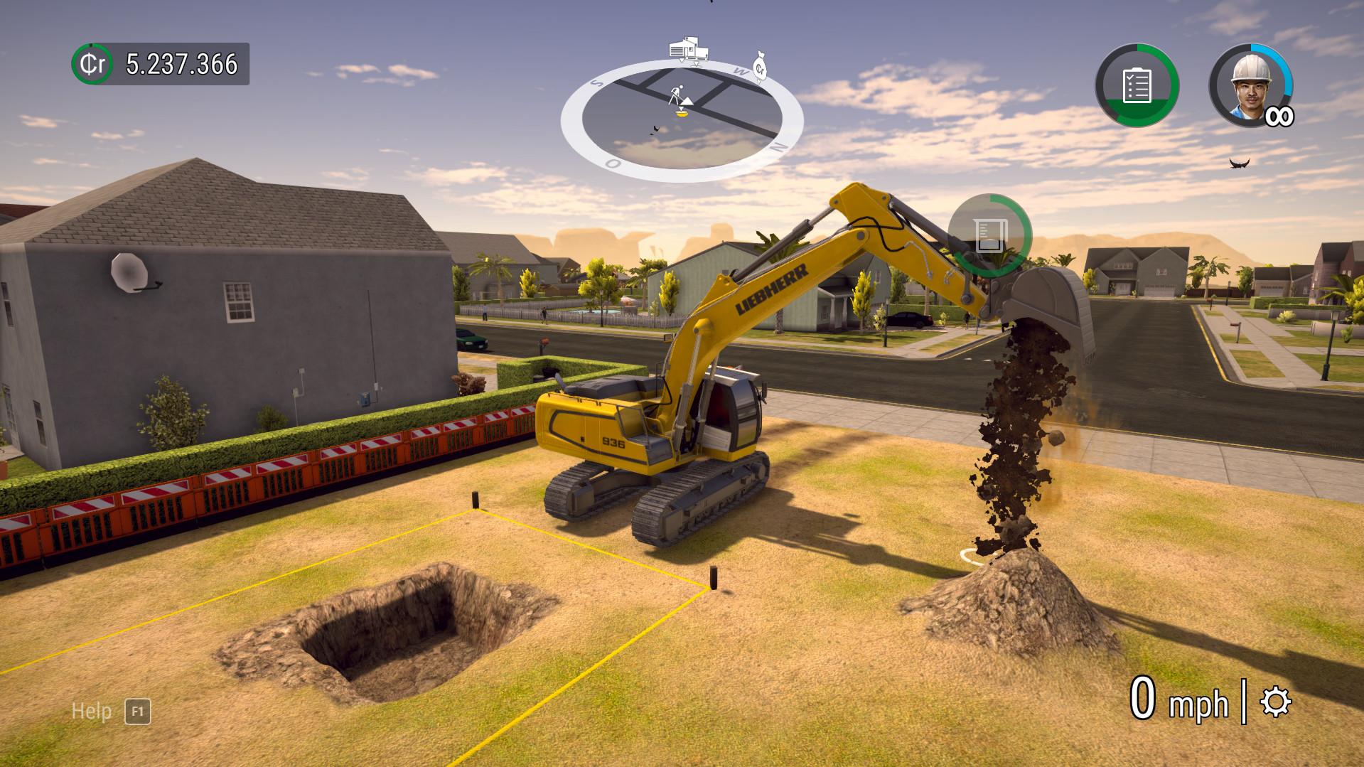 Game Fix / Crack: Construction Simulator 2 US - Pocket