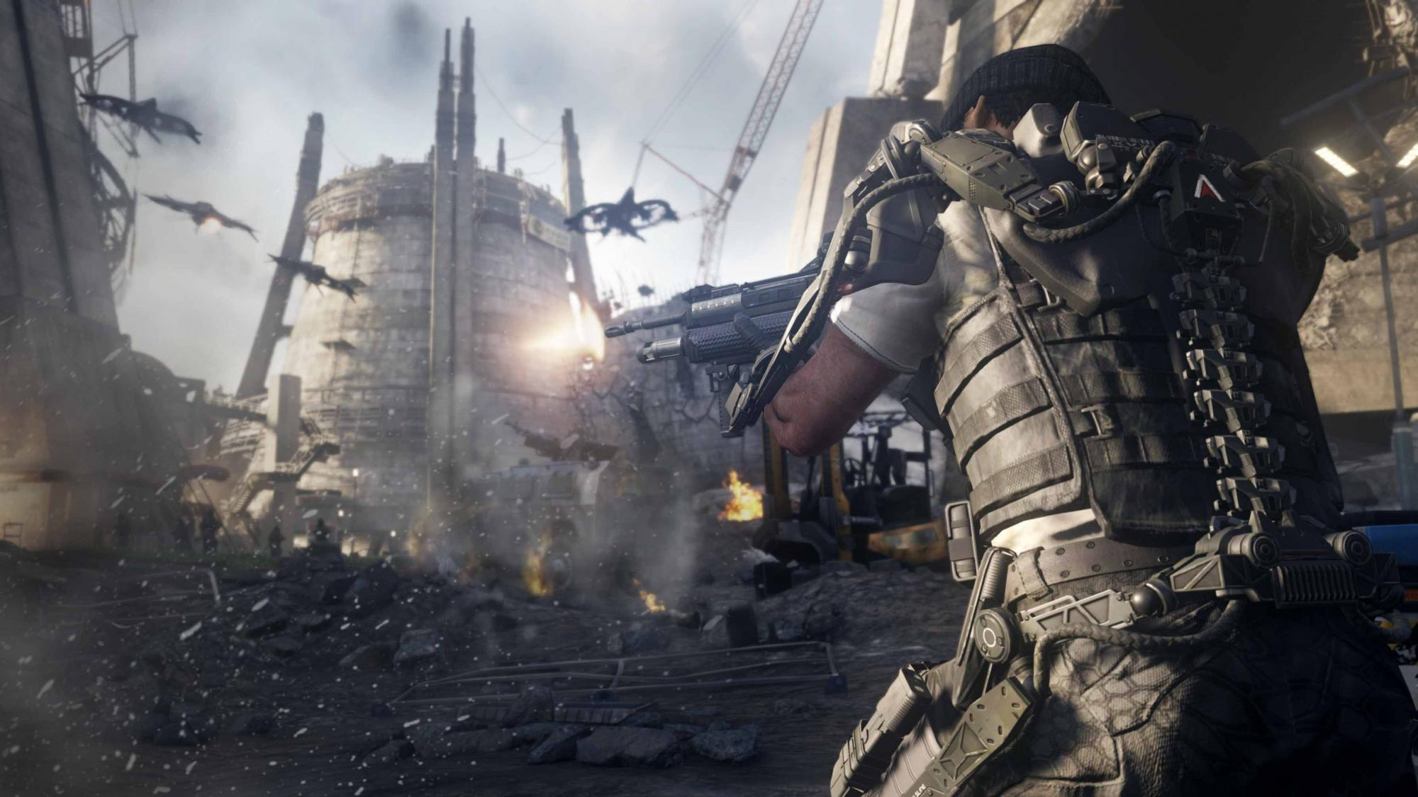 call of duty advanced warfare free download for pc kickass