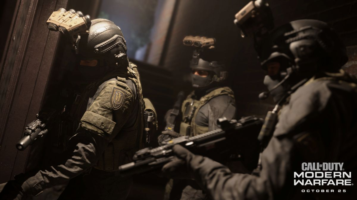 Call of Duty: Modern Warfare Will Not Have Zombies