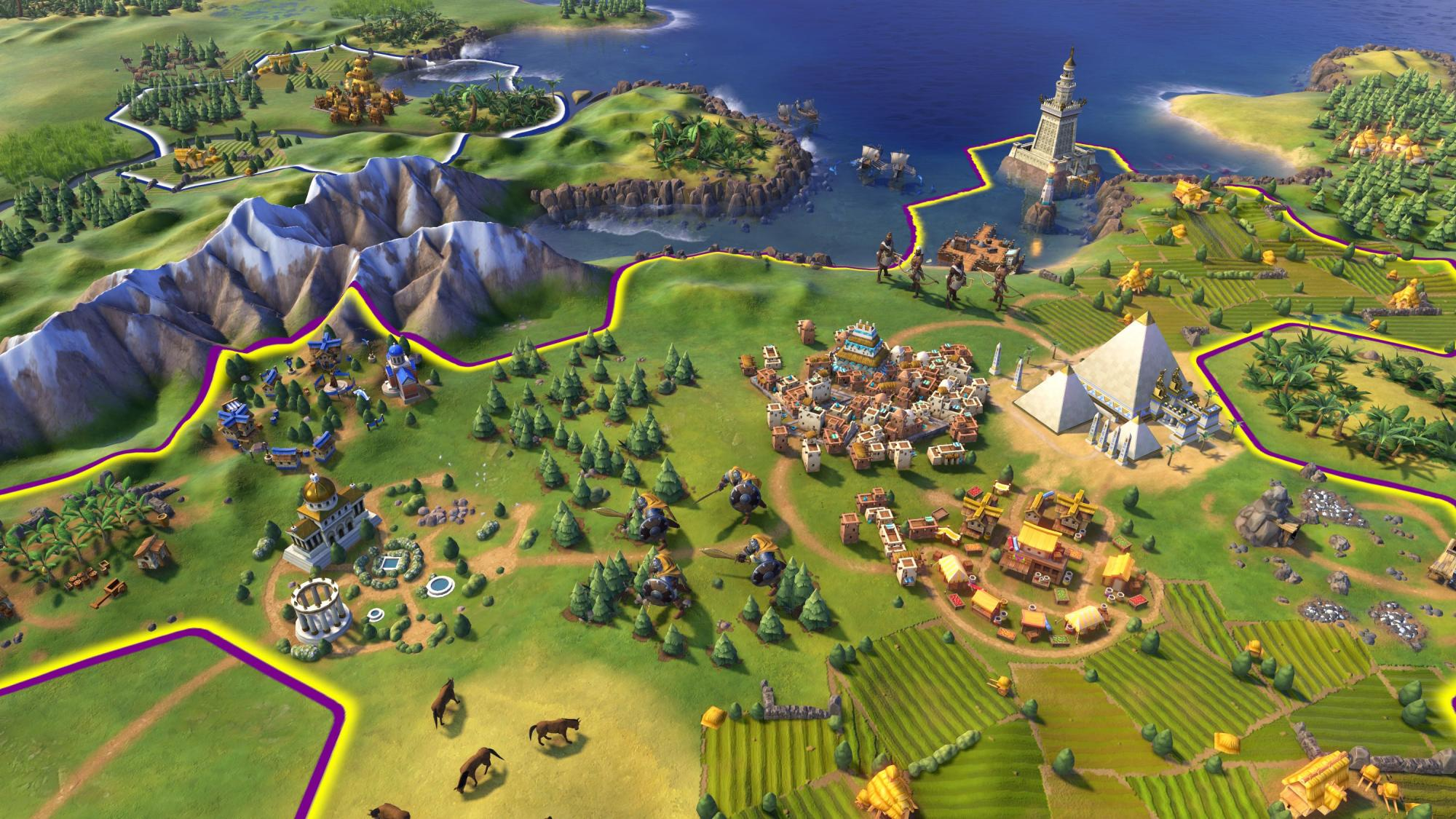 Civilization 6 First Nation Character Criticized by Cree Leader