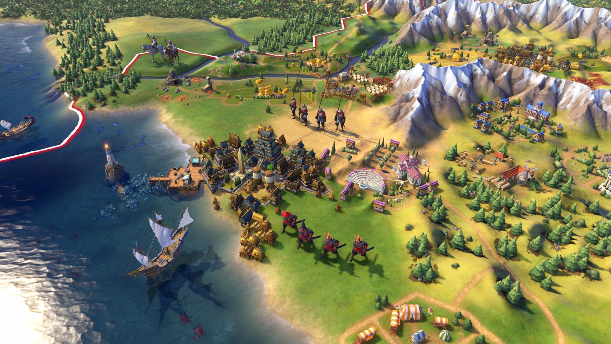 Game Trainers: Civilization VI v1 0 0 290 (+22 Trainer