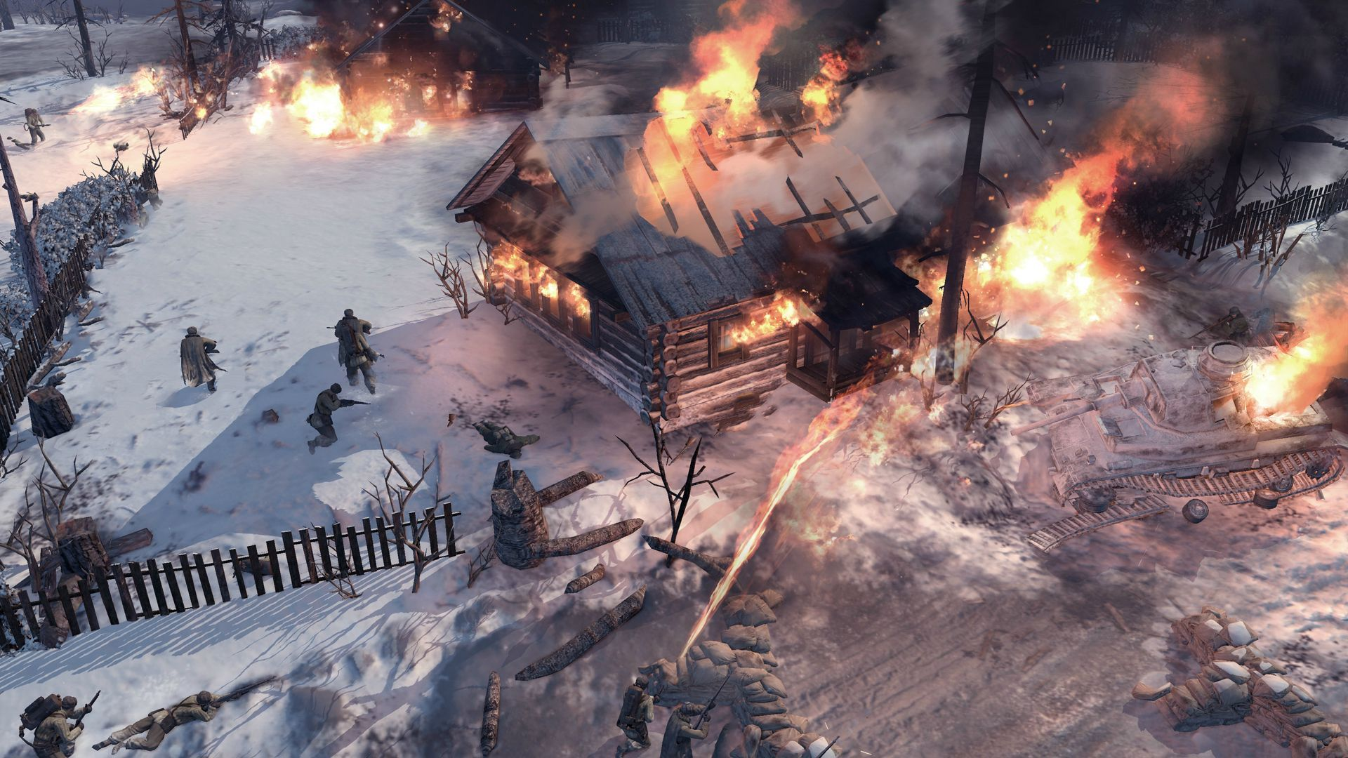Game Fix Crack Company Of Heroes 2 V3 0 0 9704 All No Dvd
