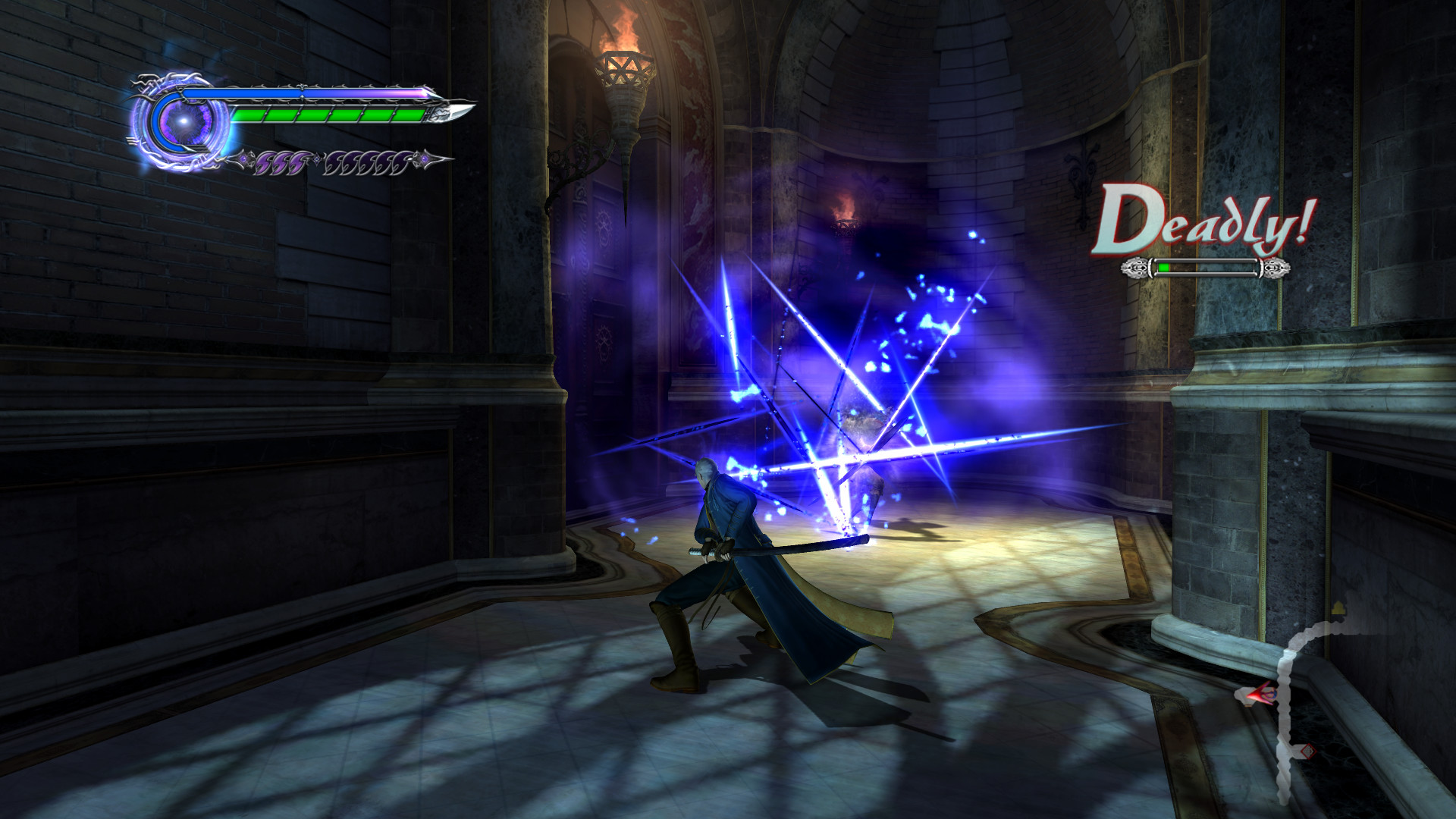 Devil may cry 4: special edition offers 5 playable characters.