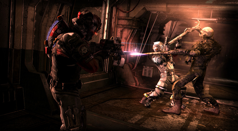 Game Cheats: Dead Space 3 | Meames on