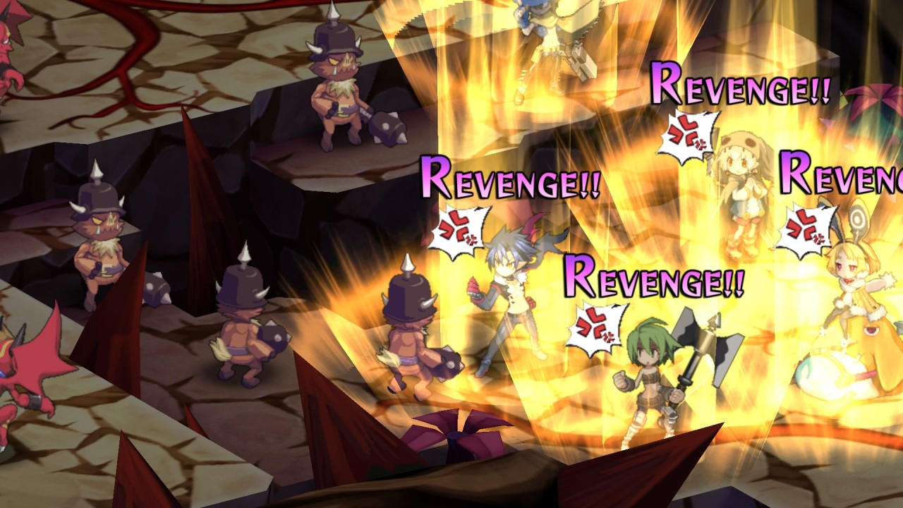 Video / Trailer: Disgaea 5: Alliance of Vengeance Red Magnus