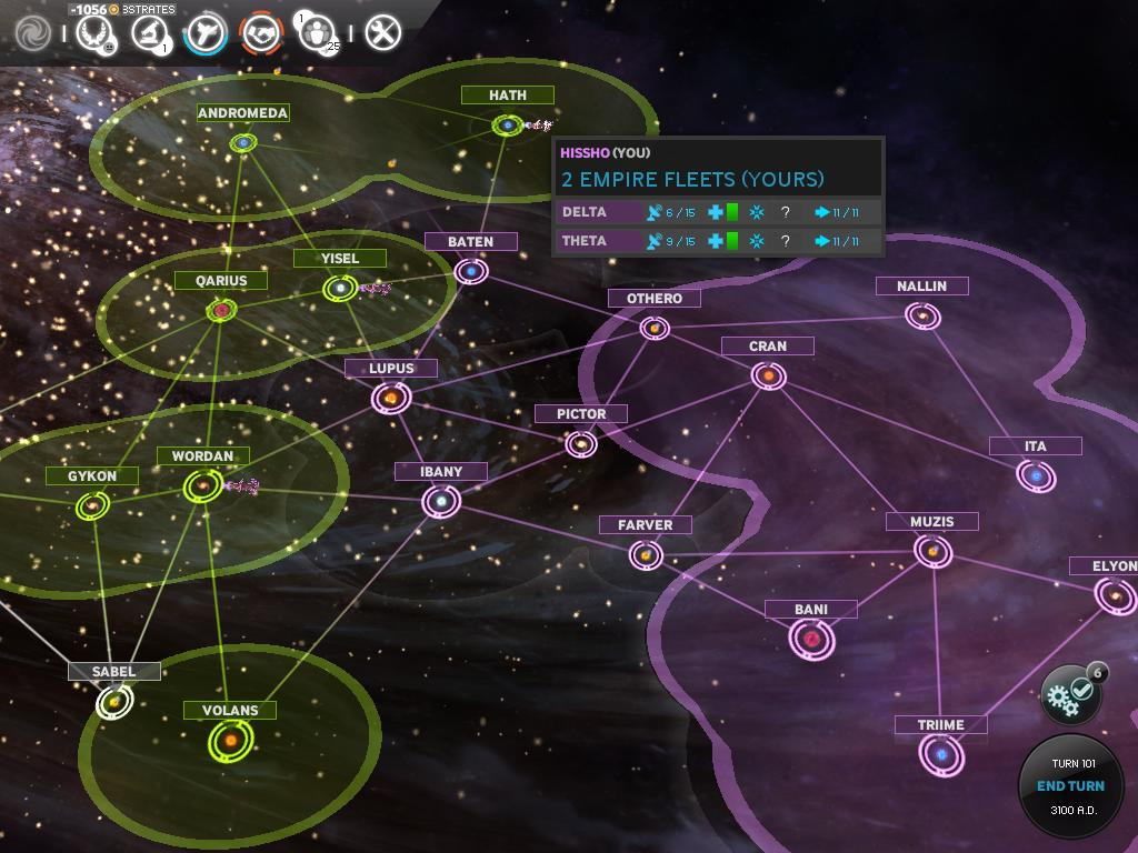 Game Trainers: Endless Space: Disharmony v4.1.2.1635 (+2 ...