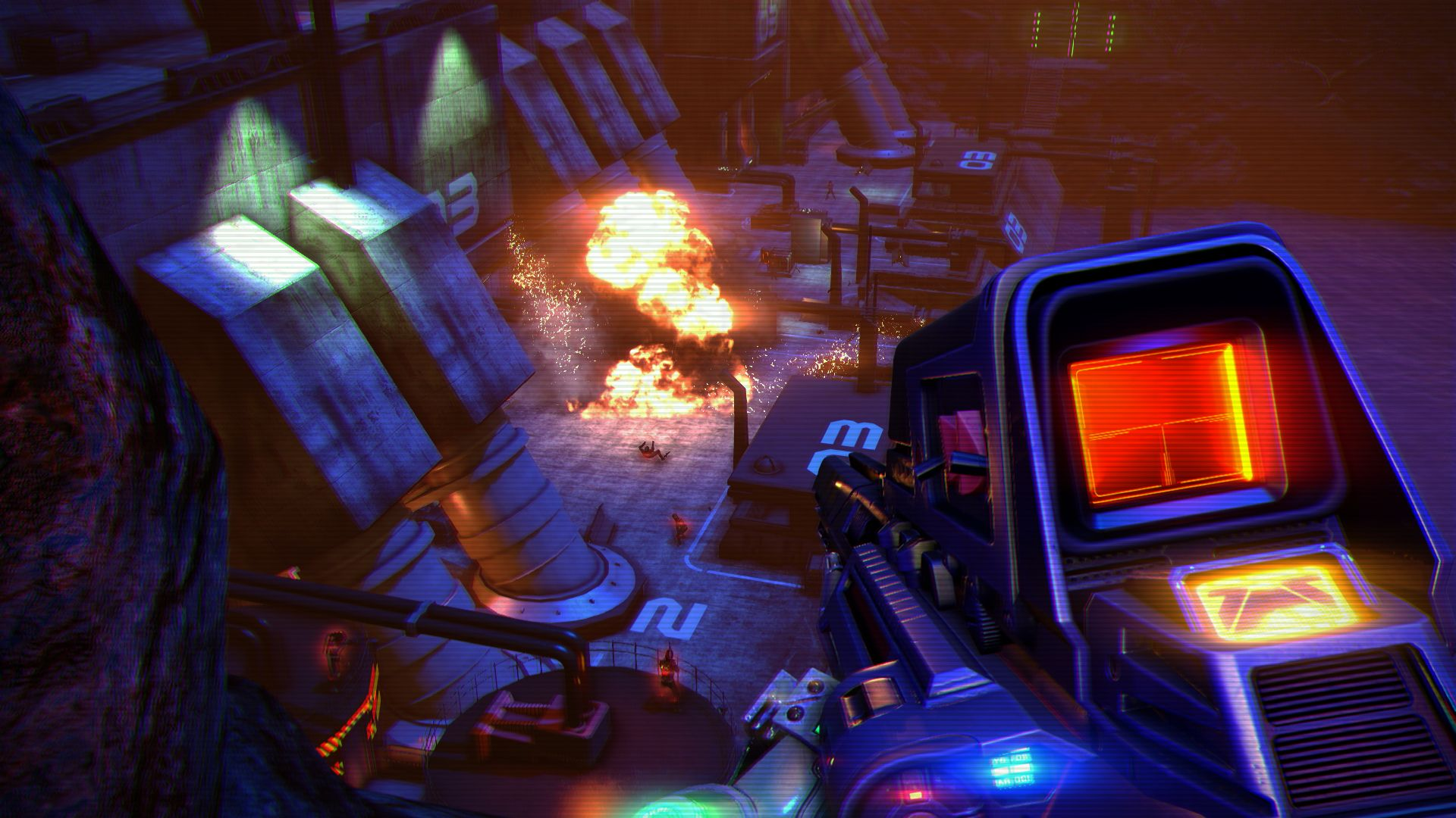 Game Fix / Crack: Far Cry 3: Blood Dragon v1 02 All No-DVD