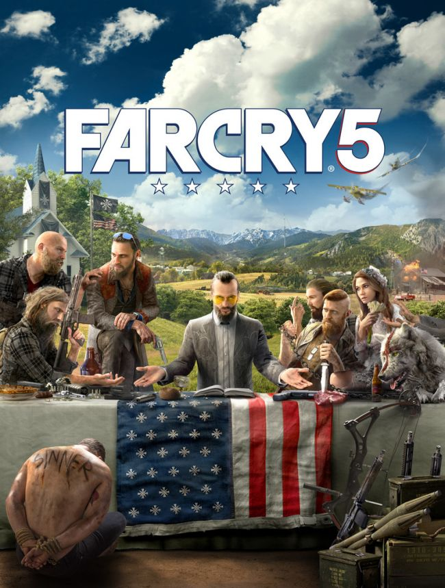 Game Trainers: Far Cry 5 v1 2 (+21 Trainer) [FLiNG] | MegaGames