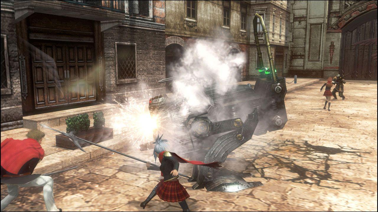 Download Game Final Fantasy Type 0 HD PC
