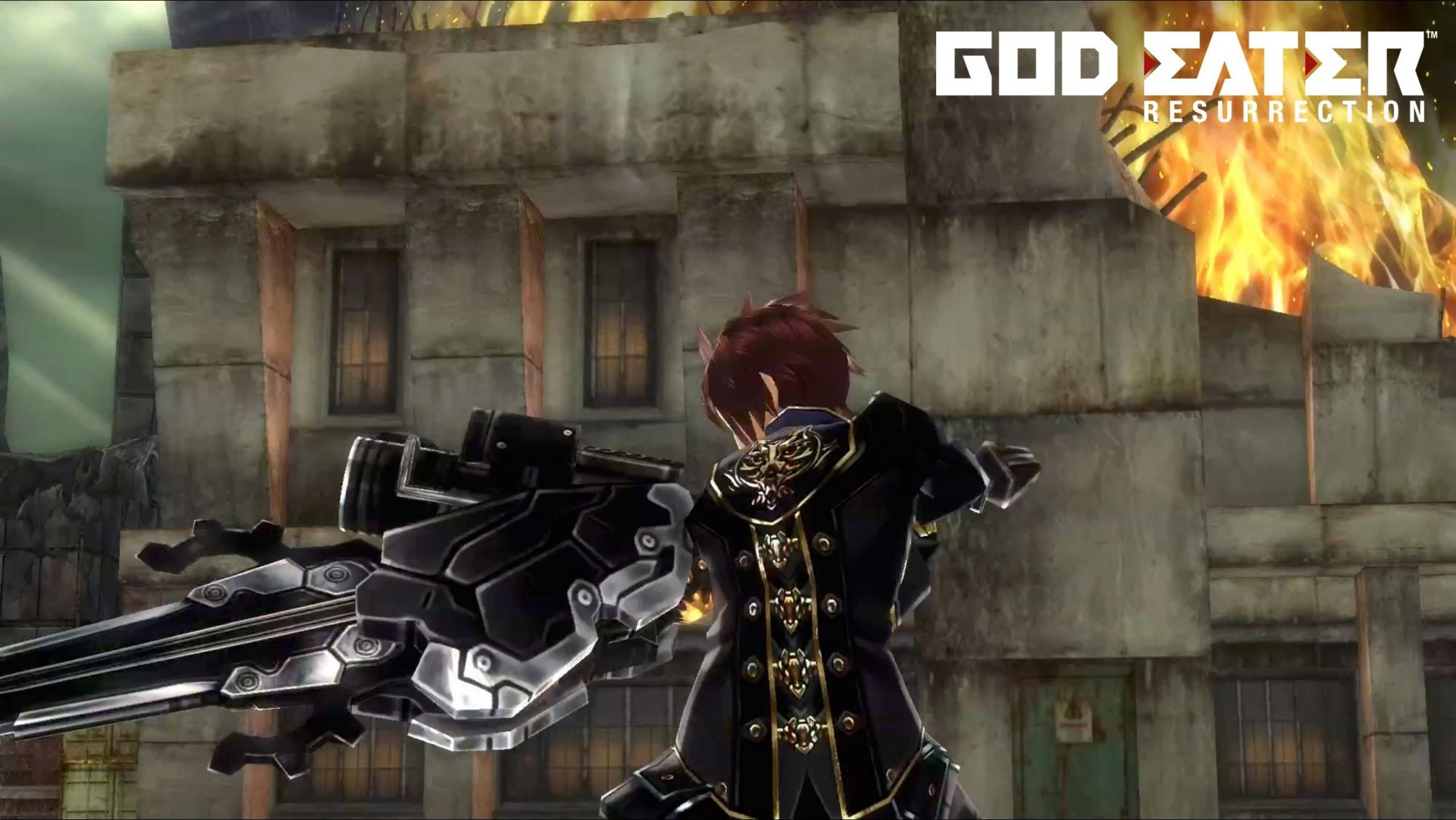 crack god eater resurrection