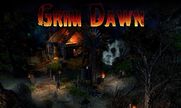 grim dawn trainer
