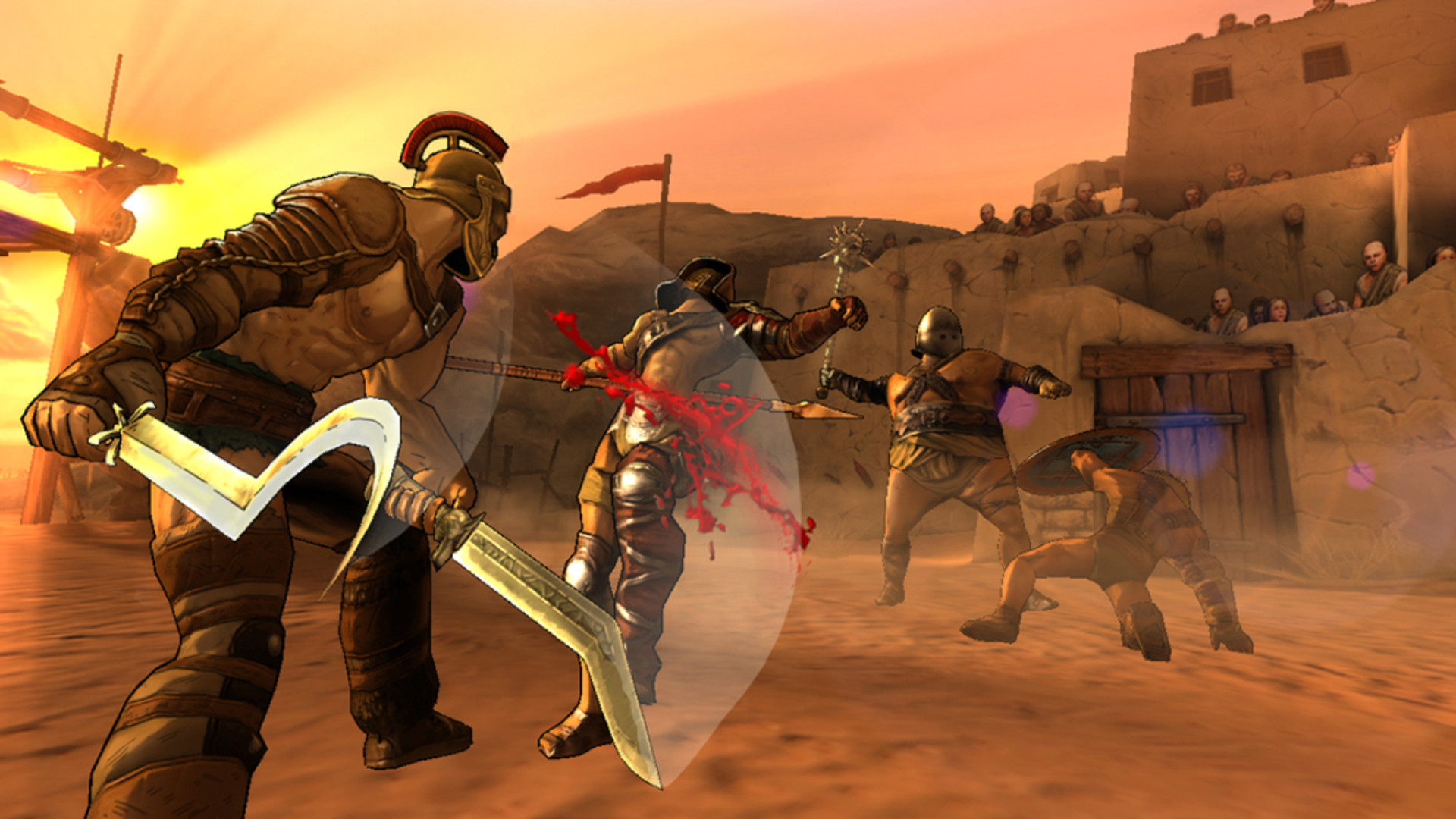 Gladiator Video Games