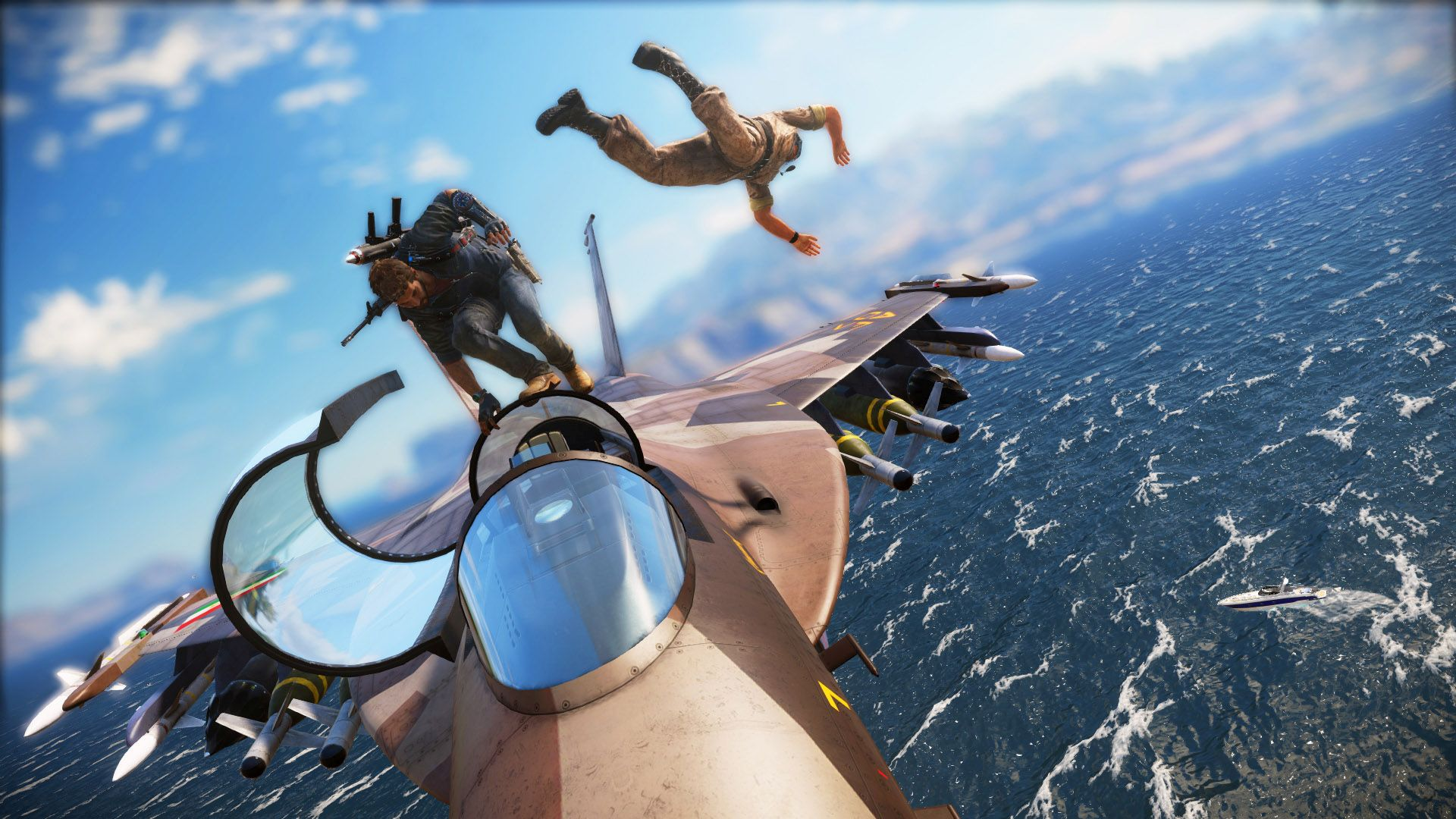 just cause 3 trainer pc