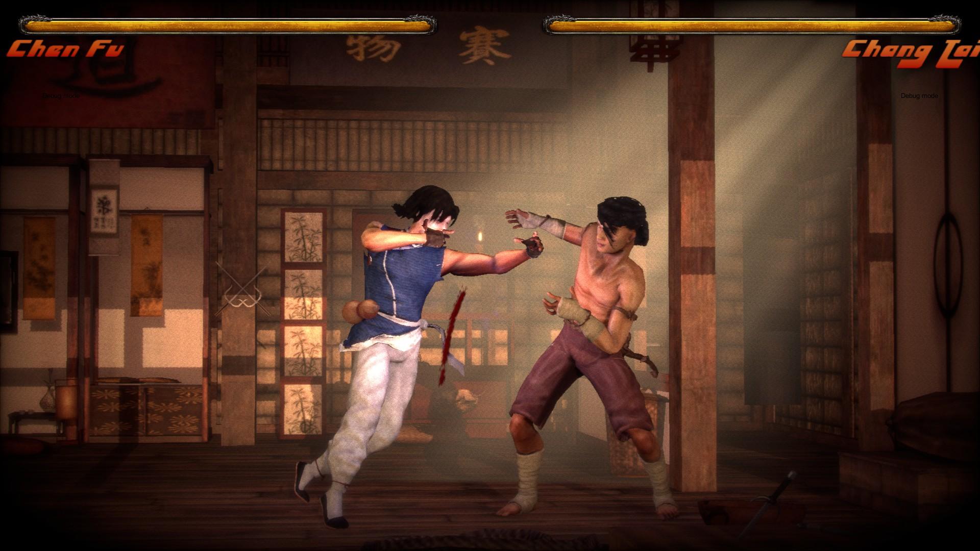 Games: Kings of Kung Fu - MegaGames