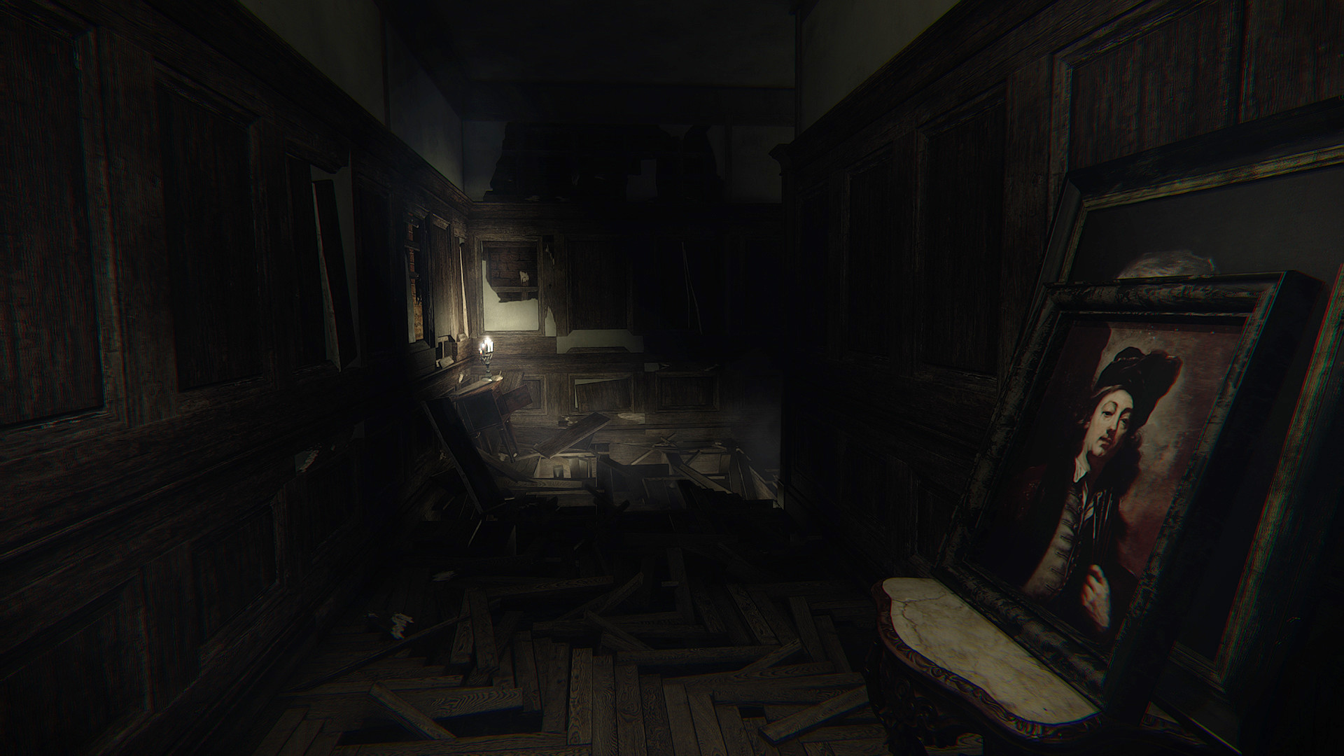 Game Fix / Crack: Layers of Fear Early Access b20150905