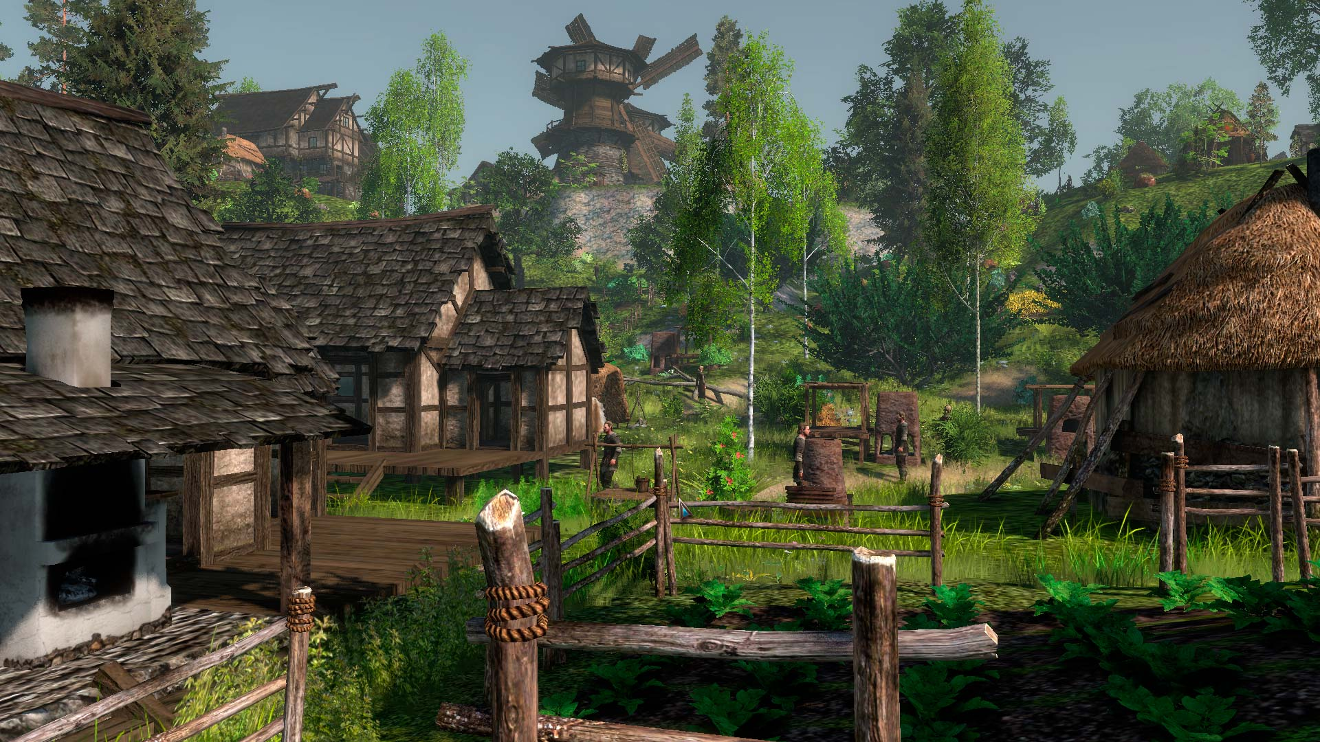 Life is feudal forest village трейнер 1 0 6266 life is feudal eula