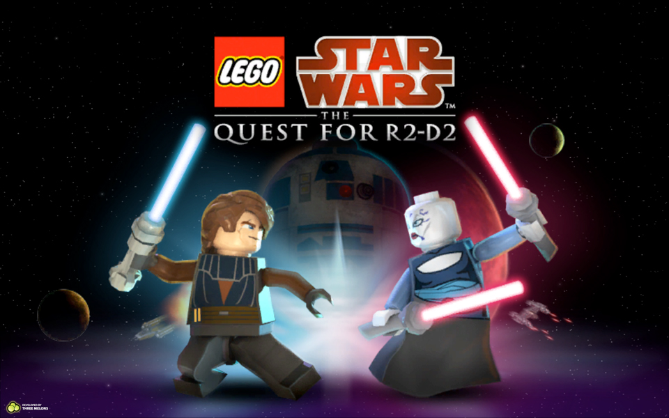 Lego star wars quest for r2 d2 image gallery megagames