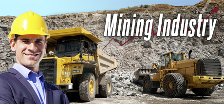 Mining industry simulator 2015 camion