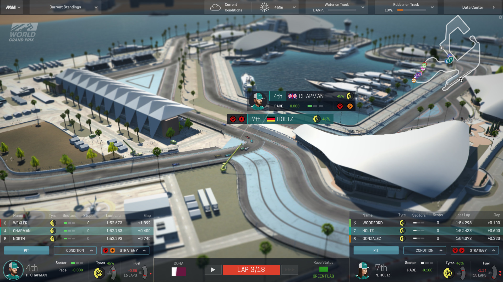 Motorsport Manager Cheats >> Game Fix Crack Motorsport Manager Challenge Pack V1 41