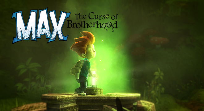 Amazon.com: Max: The Curse of Brotherhood: Video Games