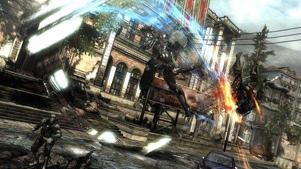 Тренеры Metal Gear Rising - Revengeance