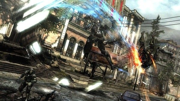 Game Fix / Crack: Metal Gear Rising: Revengeance v1 0 All No