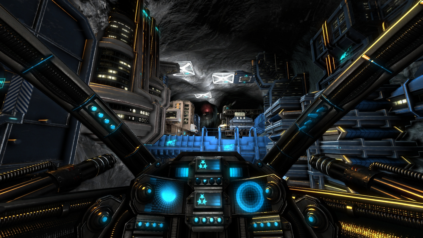 Miner Wars 2081 v1.0 All No-DVD [Fairlight]