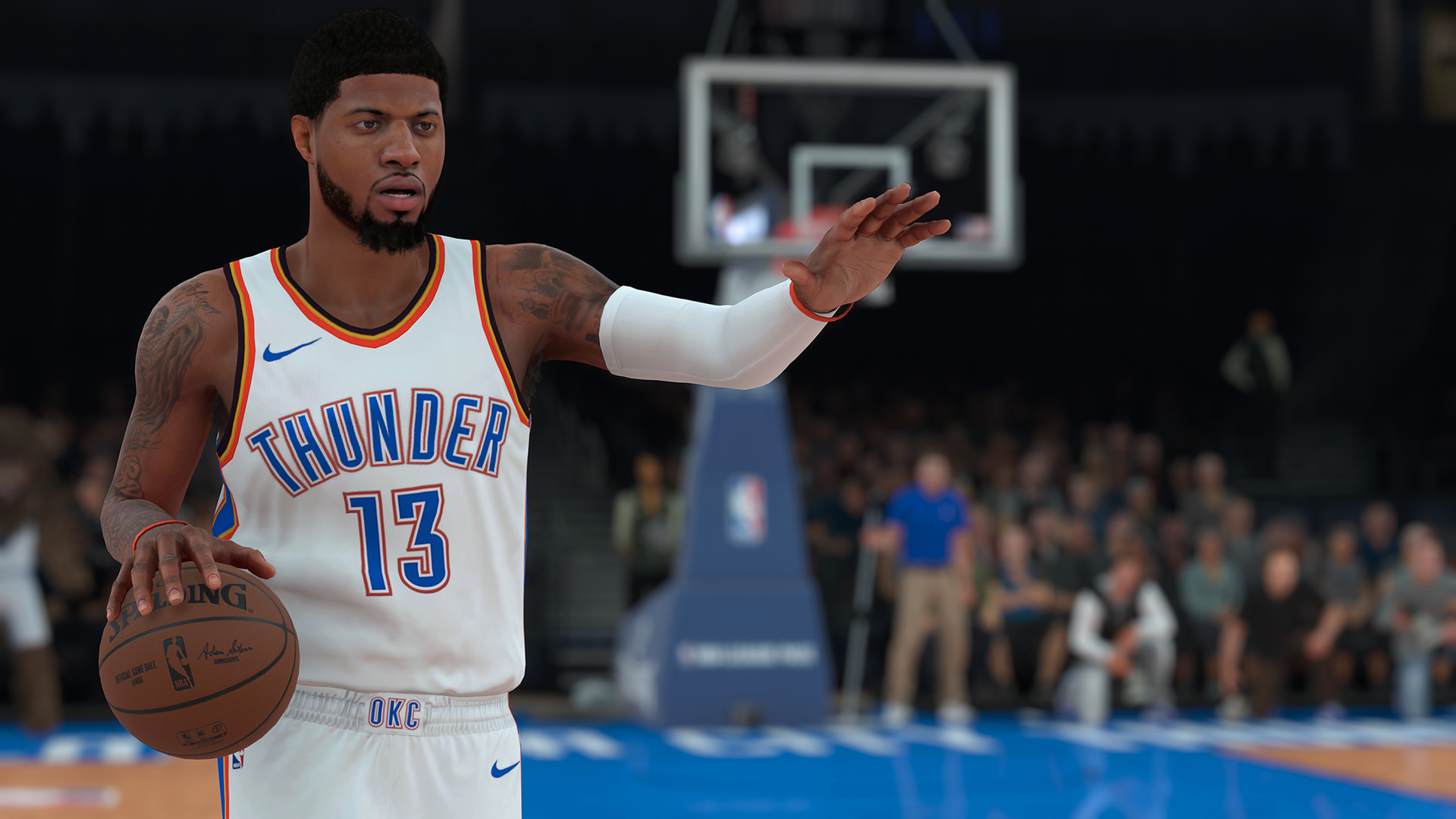Game Trainers: NBA 2K18 (+12 Trainer) [FLiNG] | MegaGames