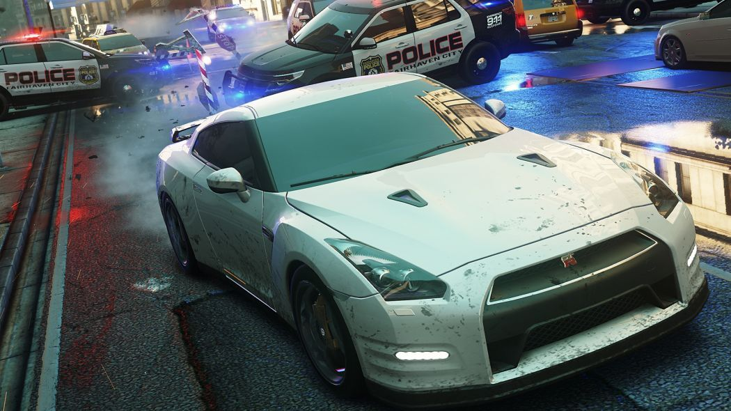 Games: Need for Speed: Most Wanted (2012) | MegaGames