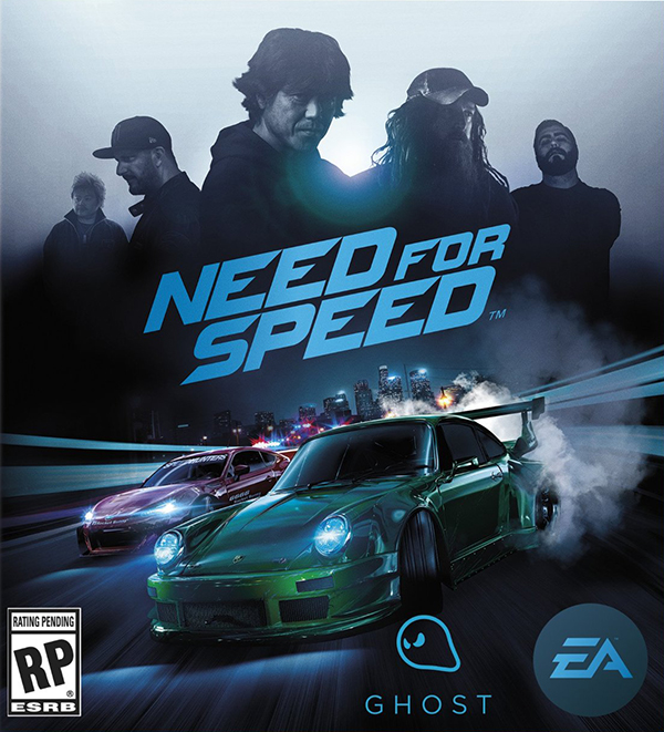 Games Need For Speed 2016 Megagames