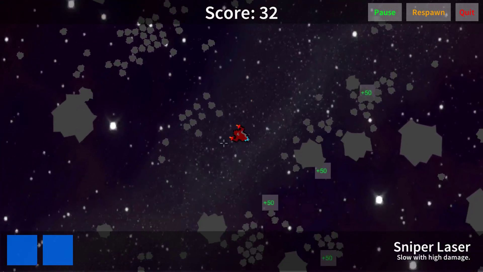 Freeware / Freegame: Parsec: Astrosteroids Free Full Game