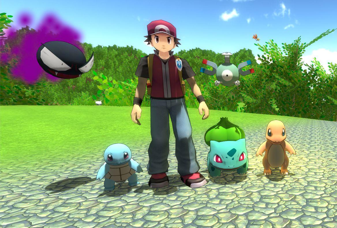 Freeware / Freegame: Pokémon MMO 3D Free Full Game V2 53 0 | MegaGames